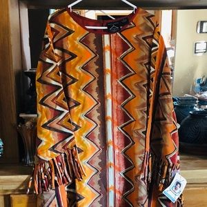 Anthony Originals Two Layer Caftan